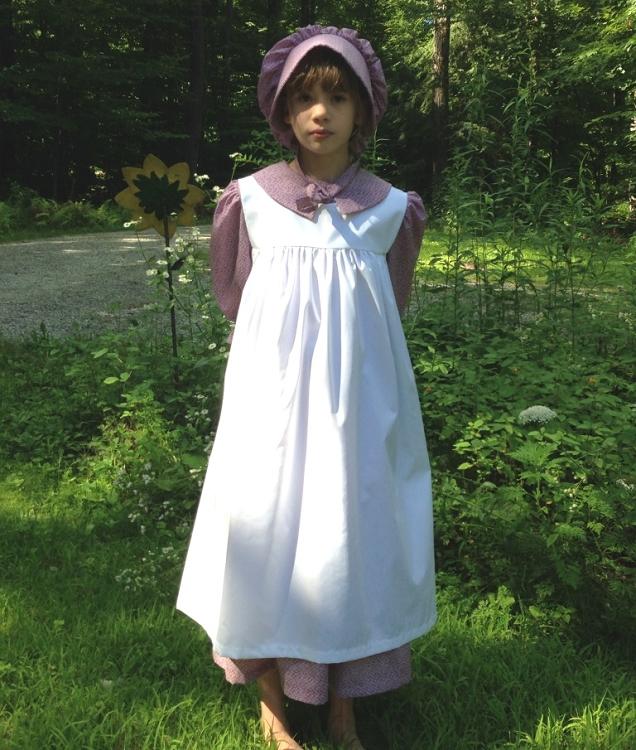 Pioneer Dress Set