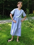 Plain Amish Dress