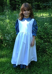Dawn's Pinafore