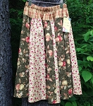 Emma's Gored Skirt Size 7/8
